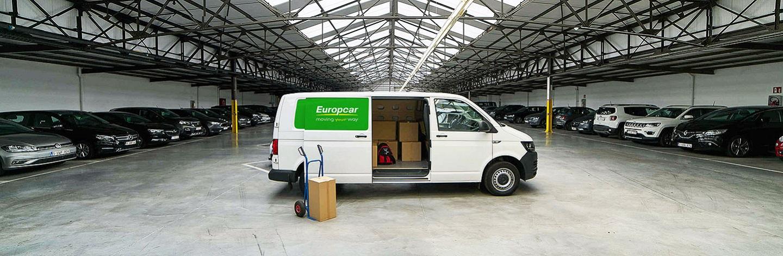Europcar 06 Great Service Vans Trucks 29