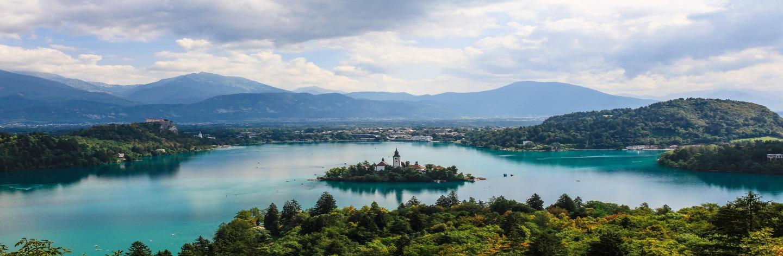 2021 Bucket List Lake Bled Hero