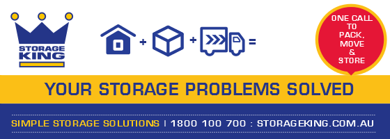 Your storage problems solved