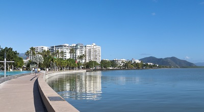Cairns Seafront