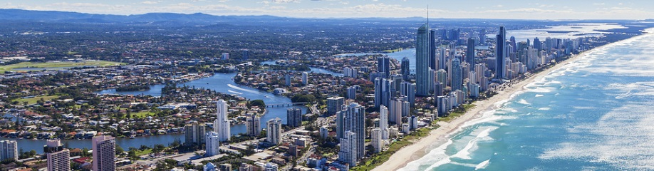 Gold Coast beachfront